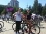 Активные участники городских спортивных мероприятий!
